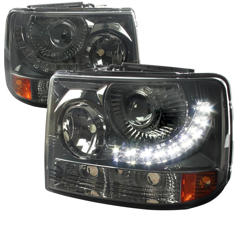 Right Side Eagle Eyes Headlight Assembly Fits 2004-2007 Colorado//Canyon