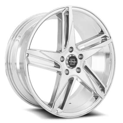 Blade One Piece Cast Aluminum Wheel; Model BL-407 Adverso