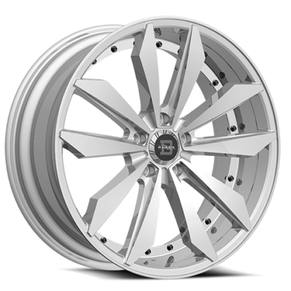 Blade RT Series One Piece Cast Aluminum Wheel; Model RT-460 Scar