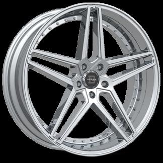 Blade RT Series One Piece Cast Aluminum Wheel; Model RT-451 Bendetta 5