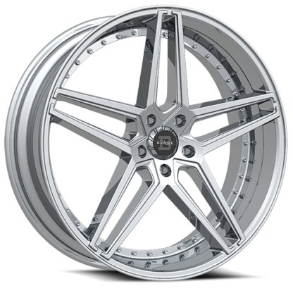 Blade RT Series One Piece Cast Aluminum Wheel; Model RT-451 Bendetta 5