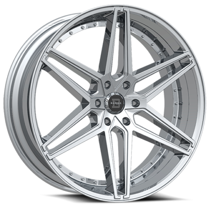 Blade RT Series One Piece Cast Aluminum Wheel; Model RT-451 Bendetta 6
