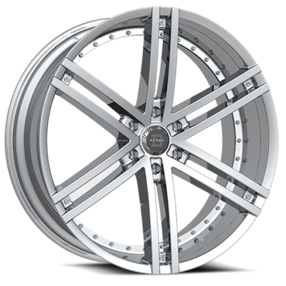 Blade RT Series One Piece Cast Aluminum Wheel; Model RT-454 6S Sargon