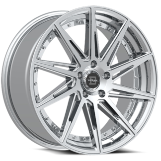 Blade RT Series One Piece Cast Aluminum Wheel; Model RT-458 Alonza