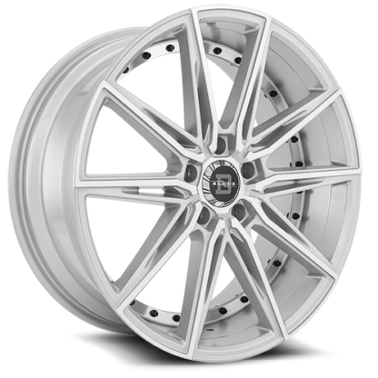 Blade RT Series One Piece Cast Aluminum Wheel; Model RT-459 Barrett
