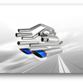 Catback Exhaust - Mufflers - Tips