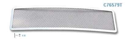 Mesh Grille 2003-2007 Hummer H2  Main Upper Chrome
