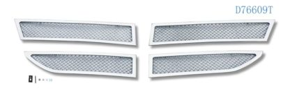 Mesh Grille 2009-2010 Dodge Journey SXT Main Upper Chrome