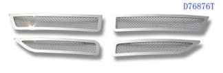 Mesh Grille 2011-2018 Dodge Journey  Main Upper Chrome