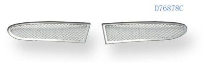 Mesh Grille 2011-2018 Dodge Journey  Fog light Chrome Not For RT Model