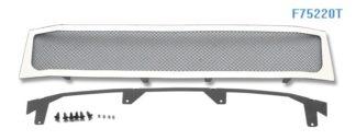 Mesh Grille 2009-2012 Ford Flex  Main Upper Chrome