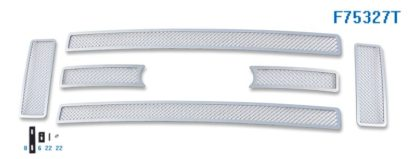 Mesh Grille 2008-2010 Ford F250  Main Upper Chrome Not For FX4 4WD/Harley Davidson