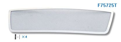 Mesh Grille 2004-2008 Ford F150  Main Upper Chrome Honeycomb Style Not For FX2/FX4 and King Ranch Model