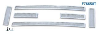 Mesh Grille 2008-2014 Ford Econoline  Main Upper Chrome