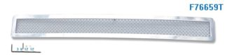 Mesh Grille 2008-2014 Ford Econoline  Lower Bumper Chrome