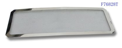 Mesh Grille 2011-2016 Ford F550  Main Upper Chrome