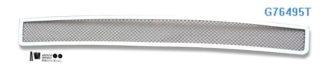 Mesh Grille 2007-2010 GMC Sierra  Lower Bumper Chrome