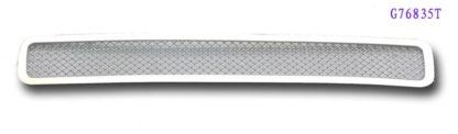 Mesh Grille 2011-2014 GMC Sierra  Lower Bumper Chrome Not For Denali