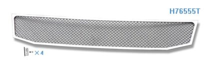 Mesh Grille 2008-2010 Honda Accord  Main Upper Chrome Sedan