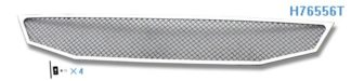 Mesh Grille 2008-2010 Honda Accord  Main Upper Chrome Coupe