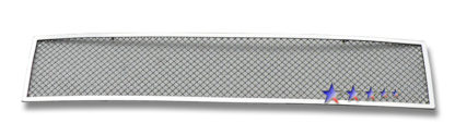 Mesh Grille 2007-2008 Honda Element LX Lower Bumper Chrome