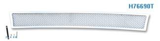Mesh Grille 2009-2011 Honda Element Lower Bumper Chrome Not For SC Model