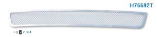 Mesh Grille 2009-2011 Honda Element SC Lower Bumper Chrome