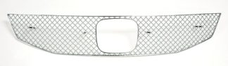 X Mesh Grille 2008-2010 Honda Accord  Main Upper Chrome Coupe