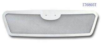 Mesh Grille 2010-2012 Subaru Legacy Main Upper Chrome