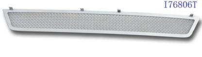 Mesh Grille 2010-2012 Subaru Legacy  Lower Bumper Chrome