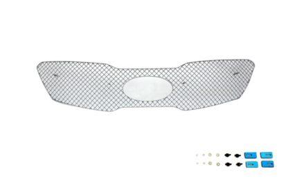 X Mesh Grille 2011-2013 Kia Sorento  Main Upper Chrome With Logo Show Not For SX Model