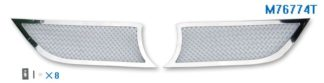 Mesh Grille 2010-2013 Mazda CX-9  Main Upper Chrome