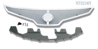 Mesh Grille 2009-2010 Nissan Murano Main Upper Chrome
