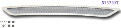 Mesh Grille 2008-2010 Infiniti G37  Lower Bumper Chrome Sport Edition Only