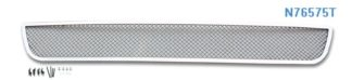 Mesh Grille 2008-2012 Nissan Pathfinder  Lower Bumper Chrome