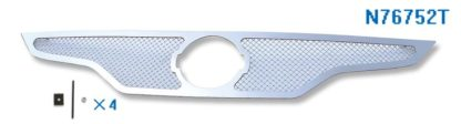 Mesh Grille 2010-2012 Nissan Altima  Main Upper Chrome Coupe