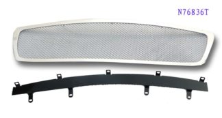 Mesh Grille 2006-2008 Infiniti FX-Series  Main Upper Chrome