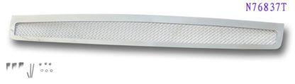 Mesh Grille 2006-2008 Infiniti FX-Series  Lower Bumper Chrome