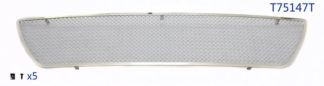 Mesh Grille 2010-2013 Toyota 4Runner  Main Upper Polished