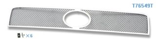 Mesh Grille 2008-2010 Scion XB Main Upper Chrome With Logo Show