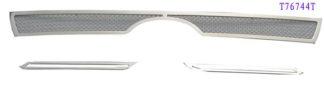 Mesh Grille 2010-2013 Toyota 4Runner  Main Upper Chrome