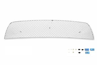 X Mesh Grille 2011-2015 Toyota Matrix XRS Lower Bumper Chrome