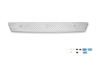 X Mesh Grille 2010-2011 Toyota Camry SE Lower Bumper Chrome Not For LE/XLE And Hybrid