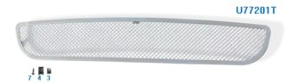 Mesh Grille 2003-2005 Mitsubishi Eclipse  Lower Bumper Chrome