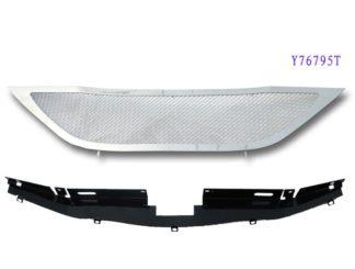 Mesh Grille 2011-2014 Hyundai Sonata  Main Upper Chrome