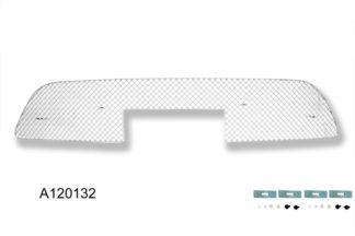 X Mesh Grille 2006-2011 Hyundai Veracruz Lower Bumper Chrome