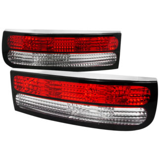 90-96 Nissan 300ZX Altezza Tail Light Red Clear