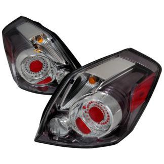 07-09 Nissan Altima Led Tail Lights Chrome