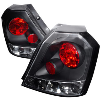 04-08 Chevrolet Aveo Altezza Tail Light Black