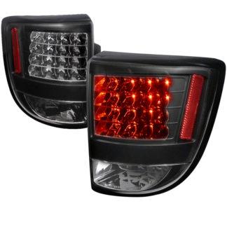 00-05 Toyota Celica Black Housing Led Tail Lights